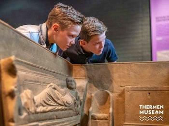 Entreeticket voor het Thermenmuseum