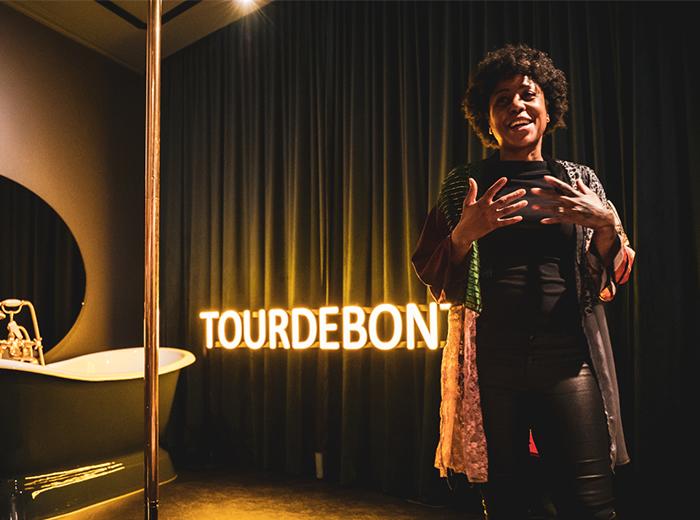 Korting Entreeticket Tour de BonTon in Amsterdam