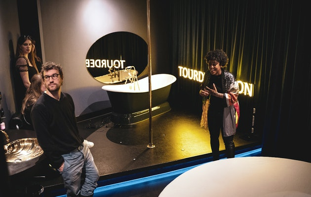 Entreeticket Tour de BonTon in Amsterdam