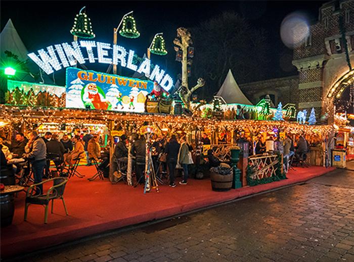 Kom in de winterse sferen bij Winterland Hasselt!