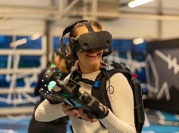 Unieke privé VR-ervaring bij Zero Latency VR in Rotterdam