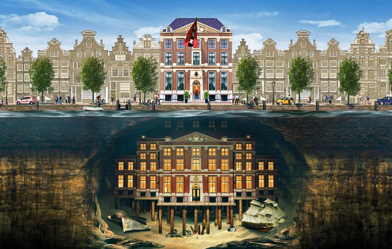 Ontdek alles over Amsterdam bij Museum Het Grachtenhuis!