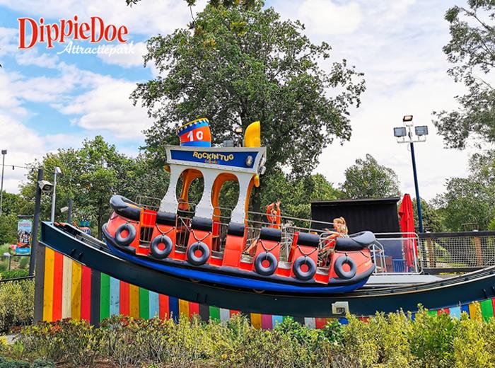 Entreeticket voor Attractiepark DippieDoe Best