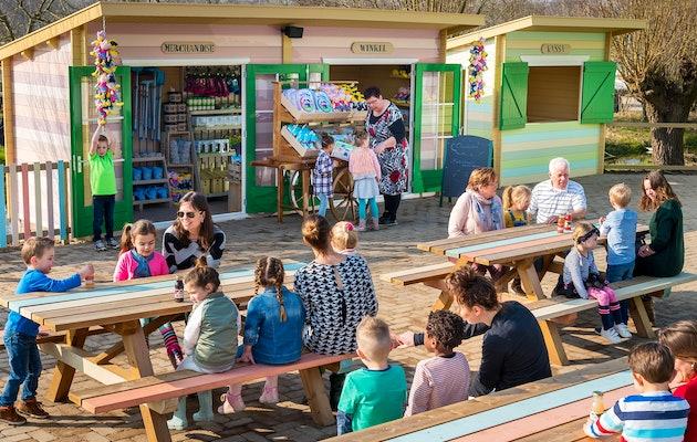 Kom spelen en ontdekken bij Avonturenboerderij Molenwaard!