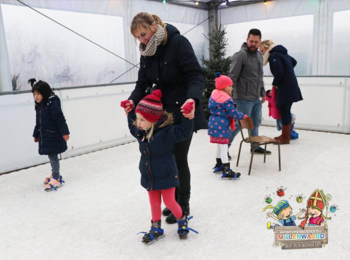 Vier de winter bij Avonturenboerderij Molenwaard!