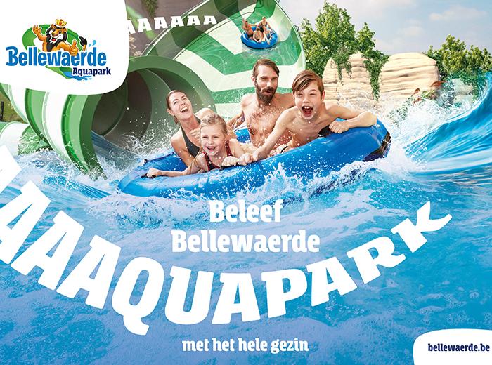 Korting Entreeticket Bellewaerde Aquapark Ieper