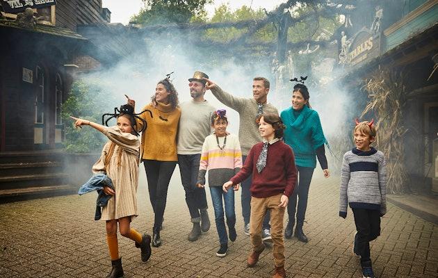 Vier deze Halloween met de hele familie in Bellewaerde Park