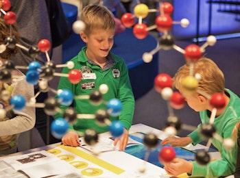 Ontwikkel je kennis over cultuur en wetenschap in het Museon!