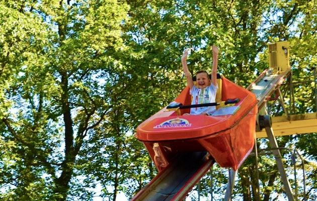 Entreeticket Attractiepark de Waarbeek, inclusief onbeperkt eten + drinken