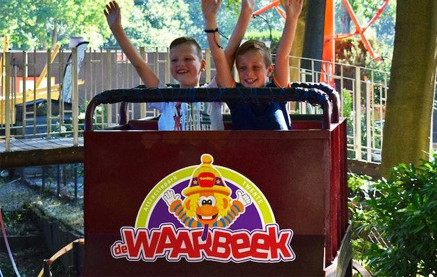 Toegang tot Attractiepark De Waarbeek inclusief onbeperkt eten en drinken