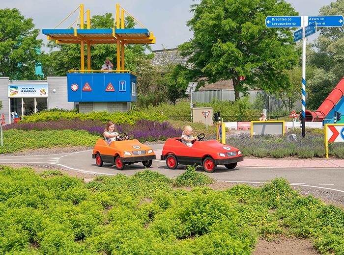 Korting All inclusive naar het Verkeers en Attractiepark Duinen Zathe Gent