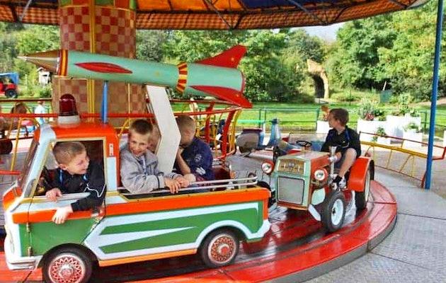 All-inclusive naar het Verkeers- en Attractiepark Duinen Zathe