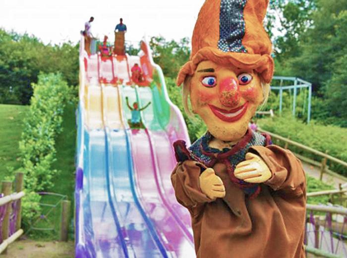 Speel en geniet bij Het Land van Jan Klaassen!