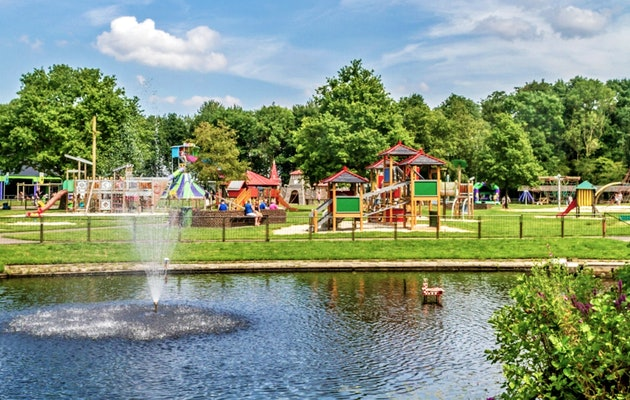 Geniet van Familiepark Nienoord op het prachtige landgoed in Leek
