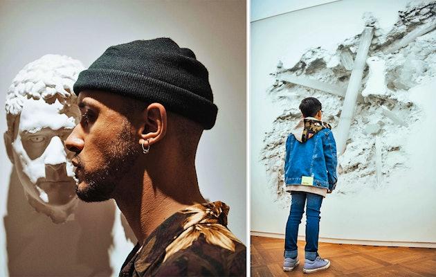 Ontdek moderne kunst in het Moco Museum op het Museumplein in Amsterdam