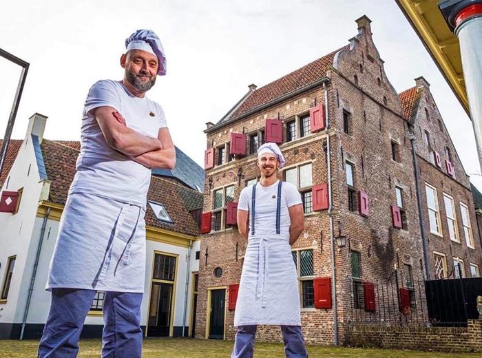 Korting De bakkerij door de jaren heen in het Nederlands Bakkerijmuseum Hattem