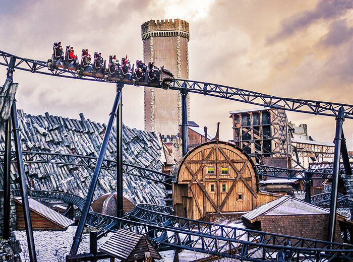 Laat je betoveren tijdens Wintertraum in Phantasialand