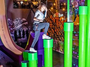 Entreeticket Climb-In bij Play-in Utrecht