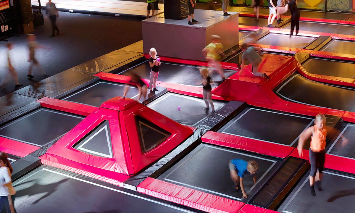 Korting Entreeticket Jump In bij Play in Utrecht