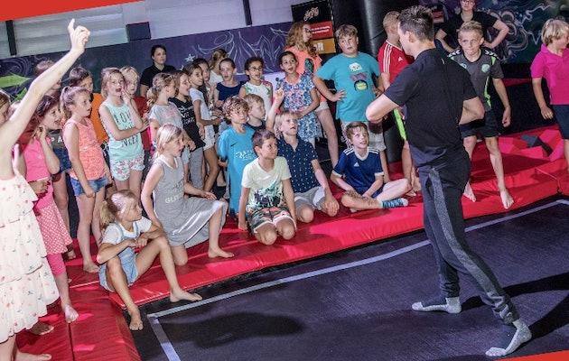 Entreeticket Jump-In bij Play-in Utrecht