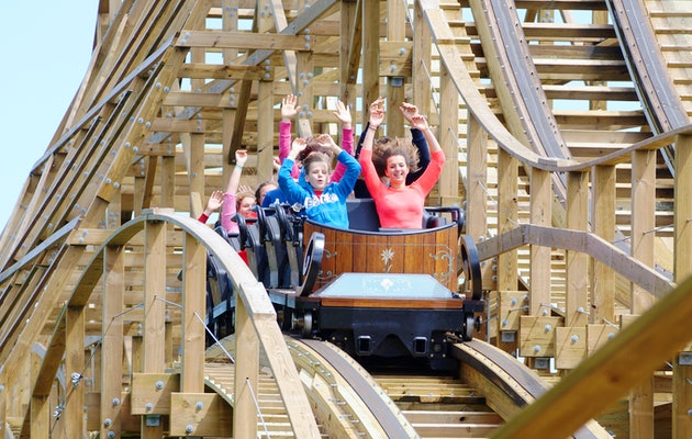 Prévente: Plopsaland De Panne, plus de 50 attractions pour petits et grands