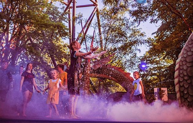 Avontuur en mysterie voor de hele familie in attractiepark Bobbejaanland