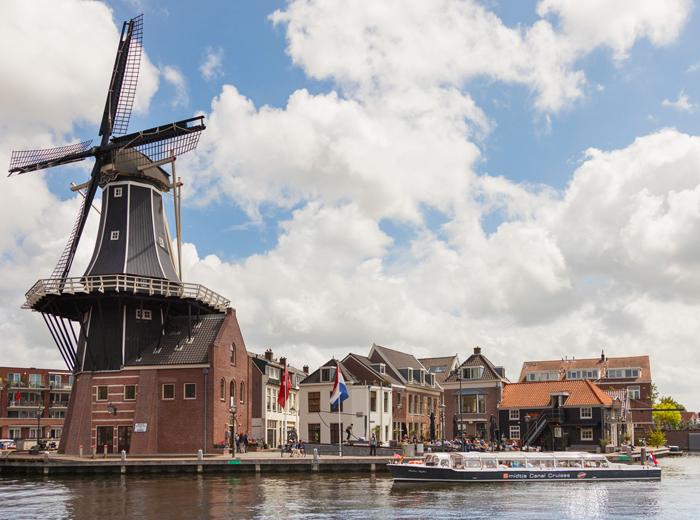 Ontdek de historische binnenstad van Haarlem