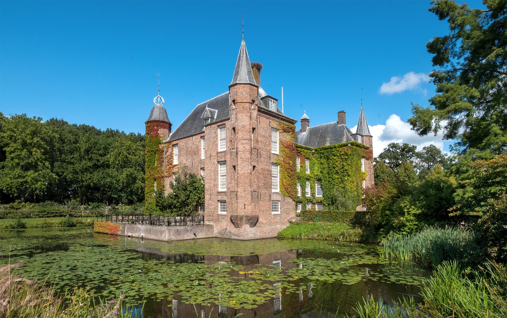Korting Ga terug in de tijd bij Slot Zuylen Utrecht