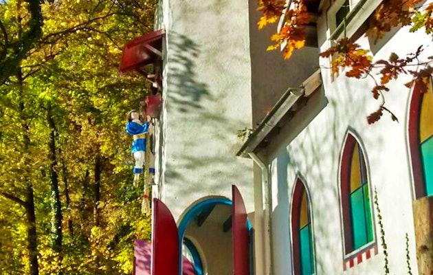 Fantasie en werkelijkheid komen samen in het Sprookjesbos in Valkenburg
