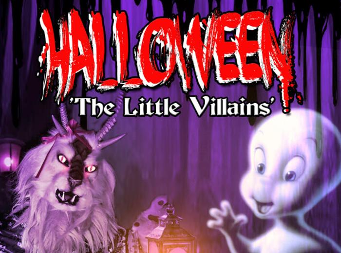 "Korting EntreeticketHalloween ""The Little Villains IV"""