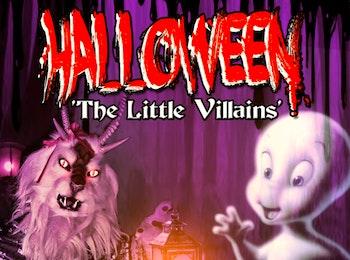 "EntreeticketHalloween ""The Little Villains IV"""