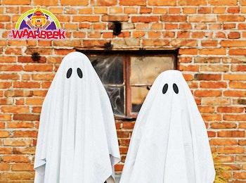 Entreeticket Happy Halloween in de Waarbeek