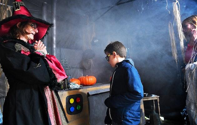 Waag je aan het grootste Halloween evenement van Walibi Belgium