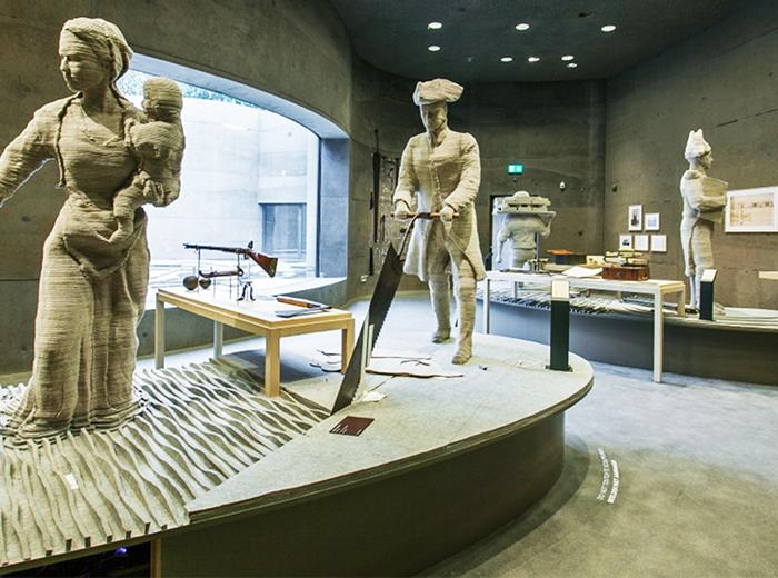 Ontdek de kracht van water in het Waterliniemuseum