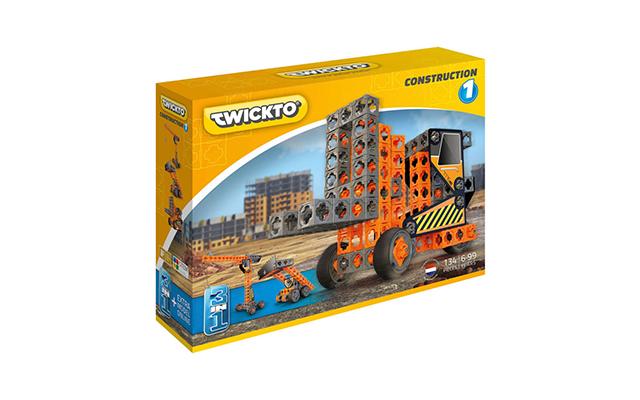 Korting Bouwvoertuigen bouwen | Twickto Construction 1 bouwpakket
