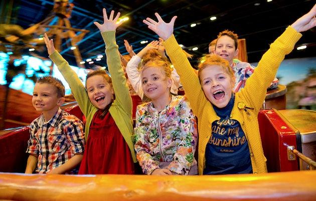 Plopsa-SwimCard, FunCard, GoldCard of Plopsa Indoor Coevorden Jaarkaart!