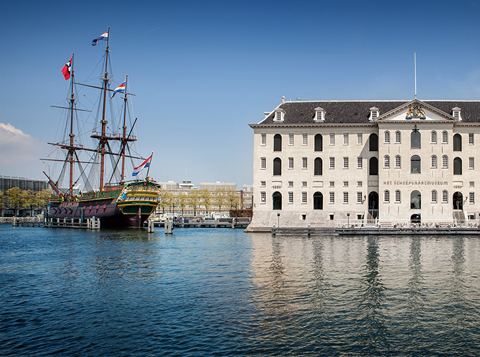 Korting Voel je een echte matroos in Het Scheepvaartmuseum Amsterdam!