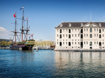 Voel je een echte matroos in Het Scheepvaartmuseum Amsterdam!