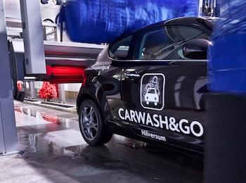 Wasbeurt bij Carwash&Go Hilversum