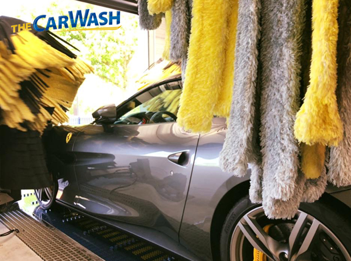 Korting Wasbeurt bij The CarWash Oss