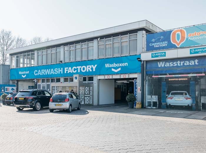 Korting Wasbeurt bij Carwash Factory Roosendaal
