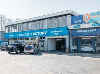 Wasbeurt bij Carwash Factory Roosendaal
