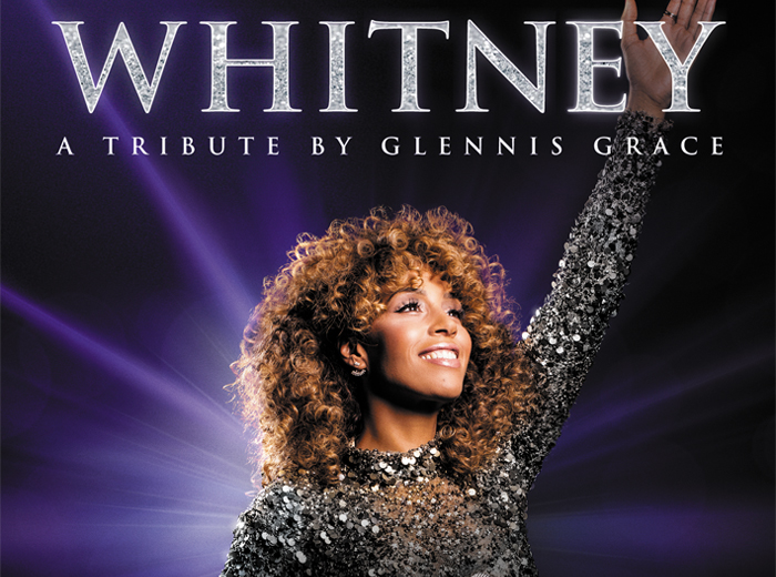 Korting Whitney a tribute concert by Glennis Grace Rotterdam