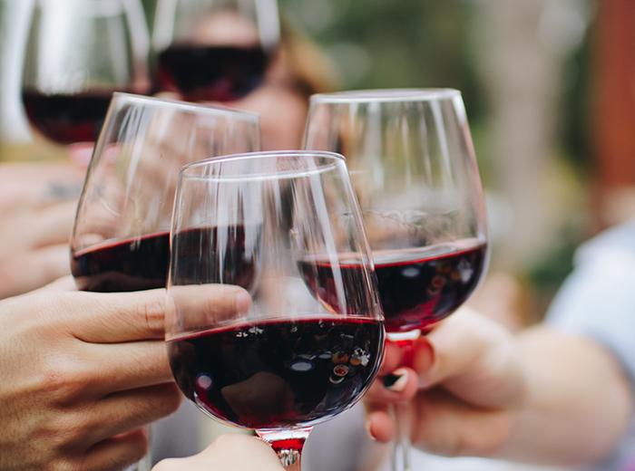 Korting Wijnproeverij aan huis verzorgd door De Kasteelhoeve Gent