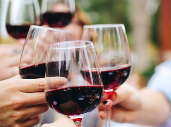 Wijnproeverij aan huis verzorgd door De Kasteelhoeve