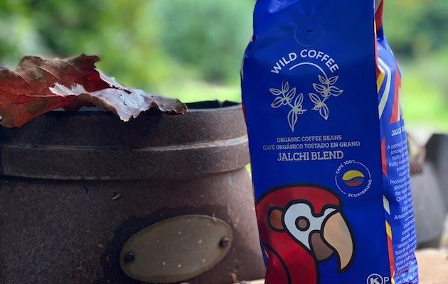 Wild Coffee, premium filter- en bonenkoffie uit de Andes