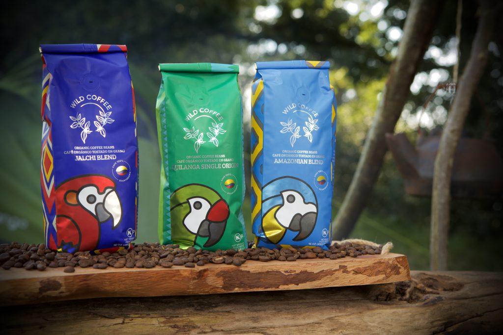 Korting Wild Coffee, premium koffie uit de Andes