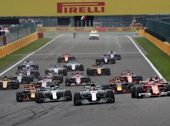 Zie Max Verstappen schitteren tijdens de Grand Prix van België!